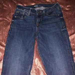 Old Navy dark wash Jeans